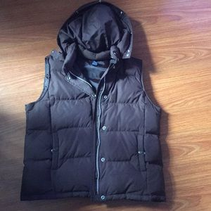 Women's GAP Warmest Vest L
